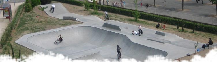 Le Skate Parc