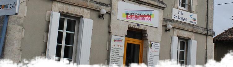 Mission Locale Sud Gironde