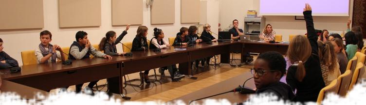 Le Conseil Municipal des Jeunes