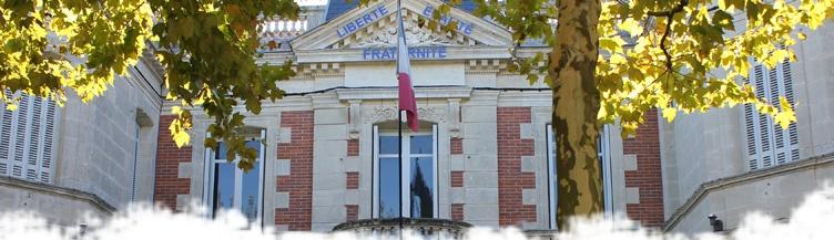 Façade Mairie de Langon