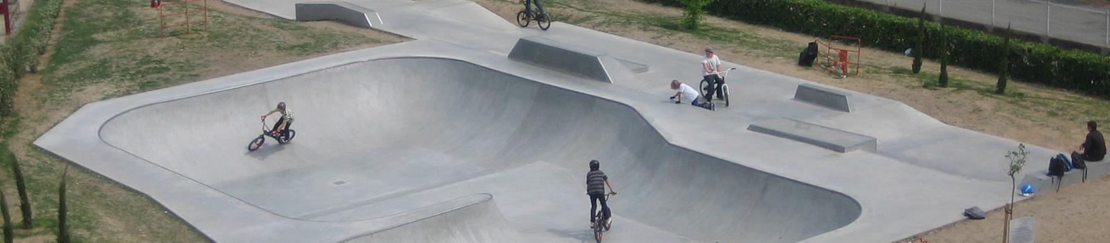 Skate parc Langon